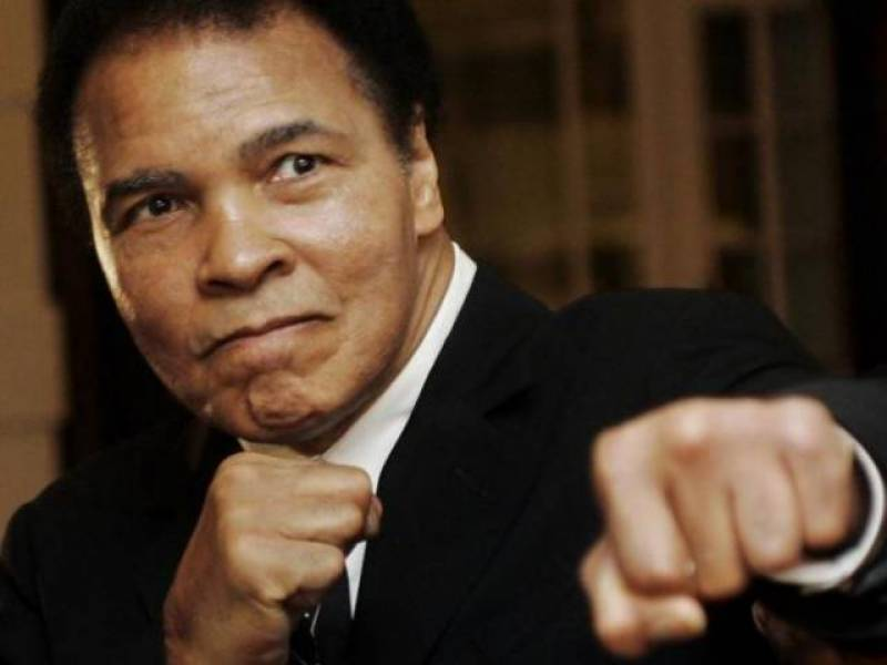 Boxing great Muhammad Ali dies at 74
