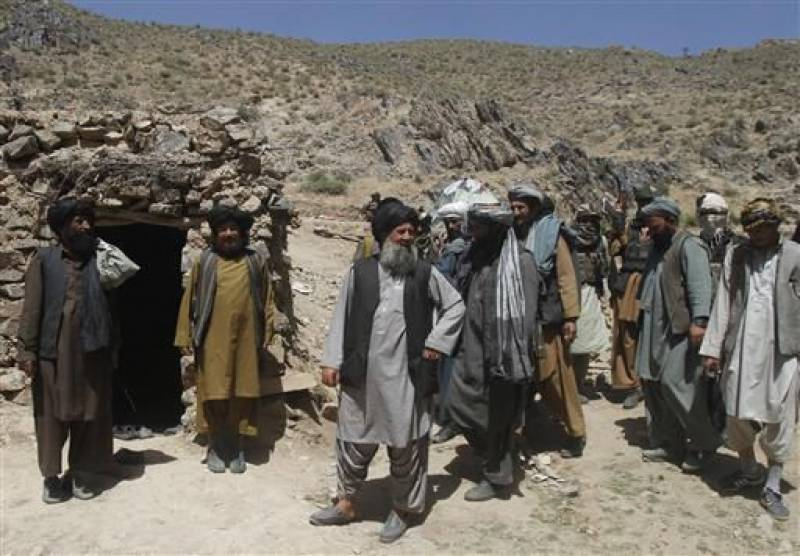 Dirty war: Taliban gain ground in Southern Afghanistan by forcing ordinary villagers out of their homes