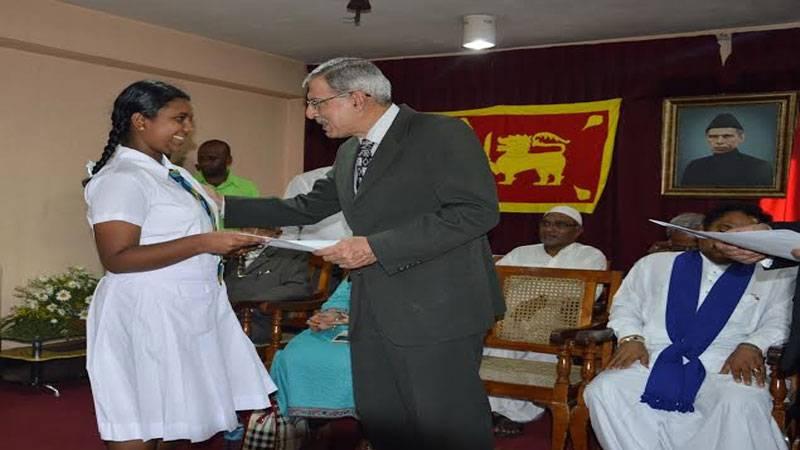 160 Sri Lankan students awarded Pakistan's Jinnah Educational Scholarship