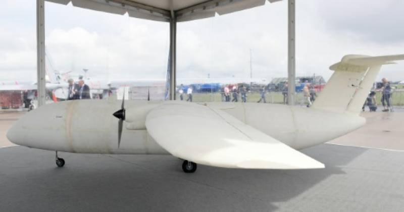 First 3D-printed mini aircraft revealed