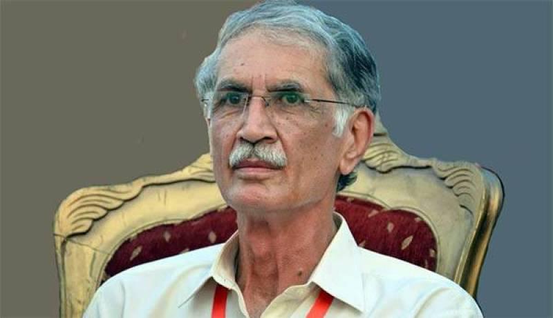 Five PTI MNAs rebel against CM Khattak