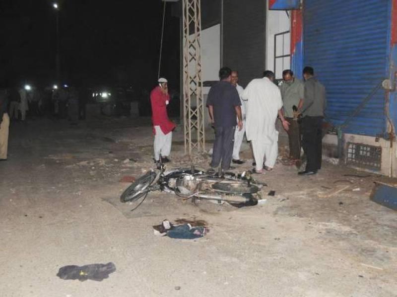 Gunmen kill three at liquor store in Karachi