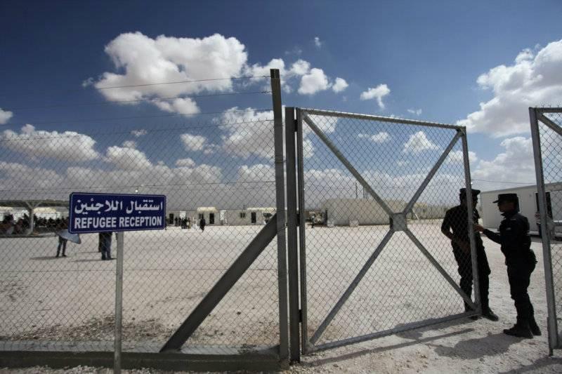 Jordanian intelligence officers shot dead at Palestinian refugee camp