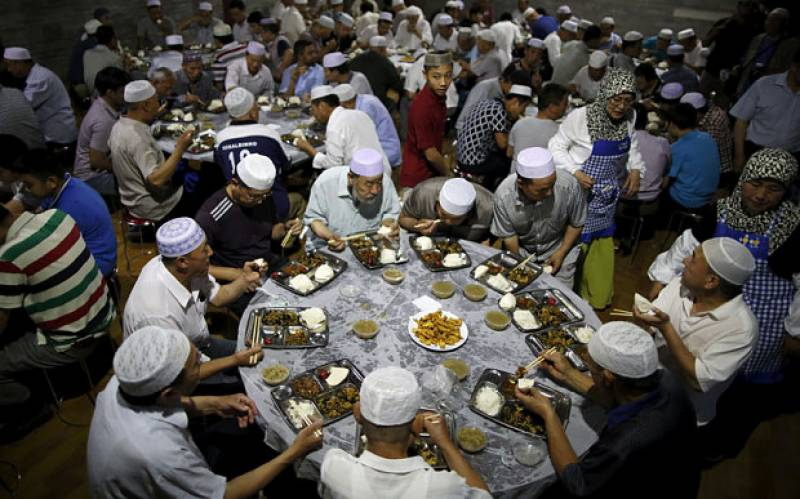 China restricts Muslims from fasting during Ramazan