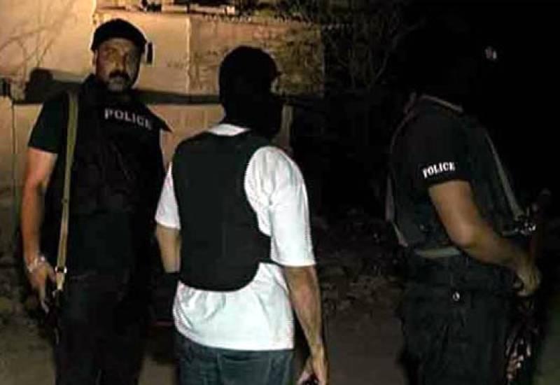 One terrorist killed, 3 escape in Khushab