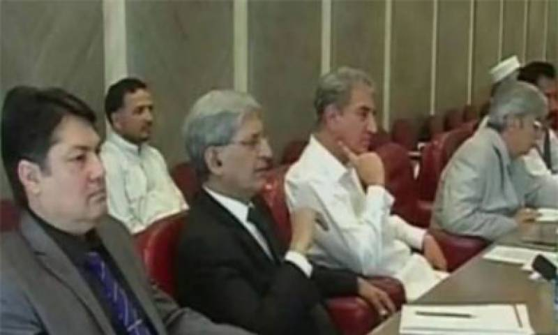 Parliamentary committee on Panama probe meets in Islamabad