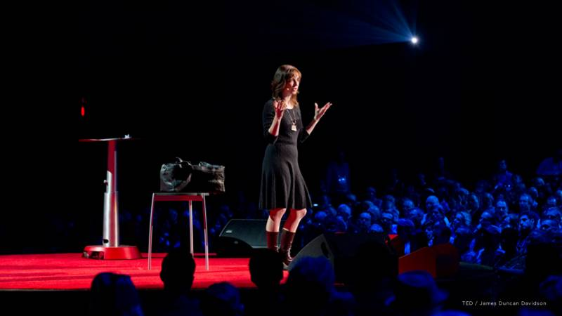 Susan Cain, award-winning author, on why introverts should remain as they are