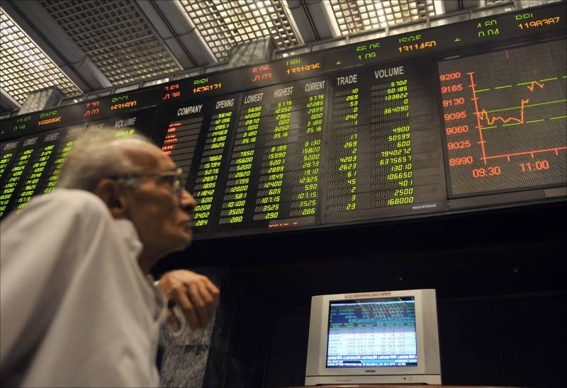 Karachi Stock Exchange at all-time high as Pakistan financial status upgraded