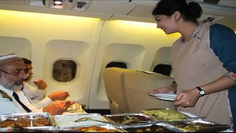 PIA to introduce new menu for in-flight meals