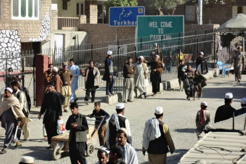 Afghan forces violate Torkham border agreement again. How come?