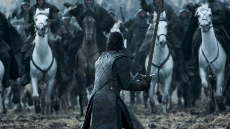 'Battle of the Bastards': Latest released photos show the upcoming epic battle on Game of Thrones