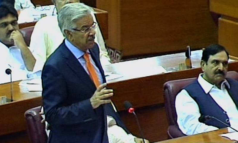 No tension with Afghanistan but wants border management, Senate told