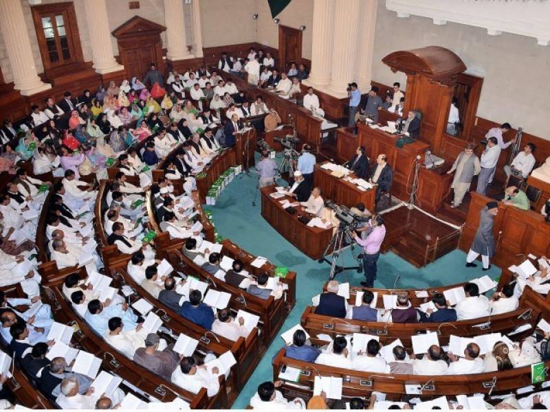 Punjab budget 2016-17 questioned by PML-N members from South Punjab, Opposition