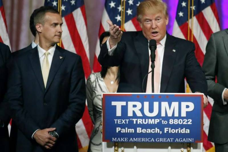 Donald Trump drops controversial campaign manager Corey Lewandowski: US media