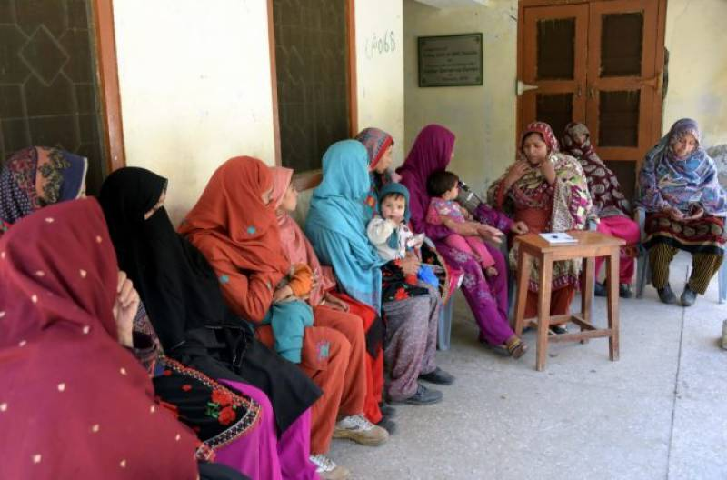 Azad Kashmir women dying in childbirth because of lack of female specialists