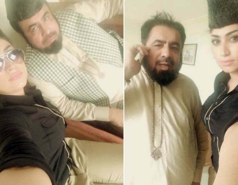 After conquering social media, Qandeel Baloch becomes hot topic in Punjab Assembly
