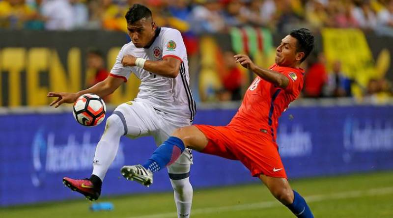 Copa America 2016: Chile beat Colombia 2-0 to meet Argentina in finals
