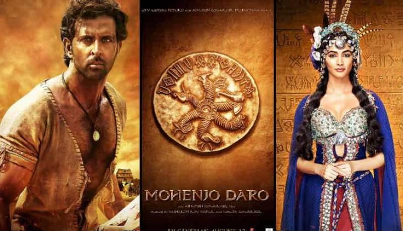 Hritik, Pooja sizzle in newly released 'Mohenjo Daro' Trailer