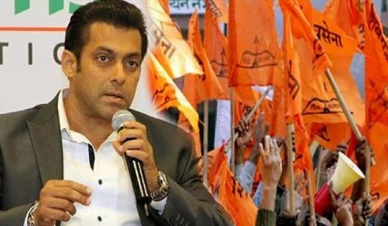 Intolerance in India: Salman Khan becomes latest target of Shiv Sena