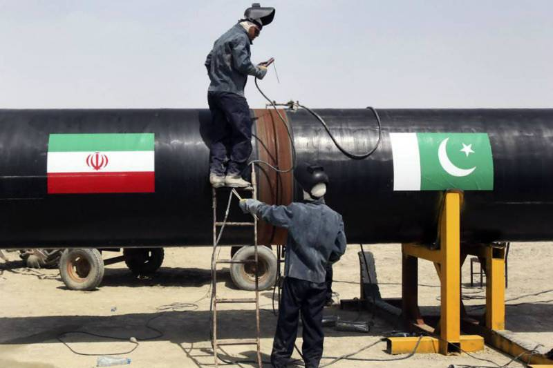 Iran can start gas supply to Pakistan by the end of next year