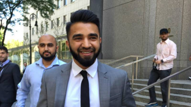 Muslim police officer sues NY Police Dept. over