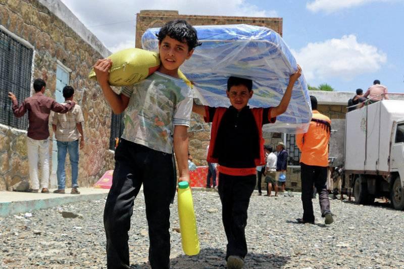 Saudi Arabia the biggest giver of aid in the world: UN