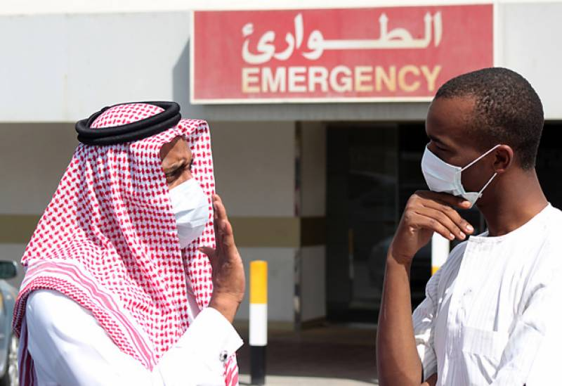 Which deadly virus has spread in the world due to Saudi Arabia, according to UN health body WHO?