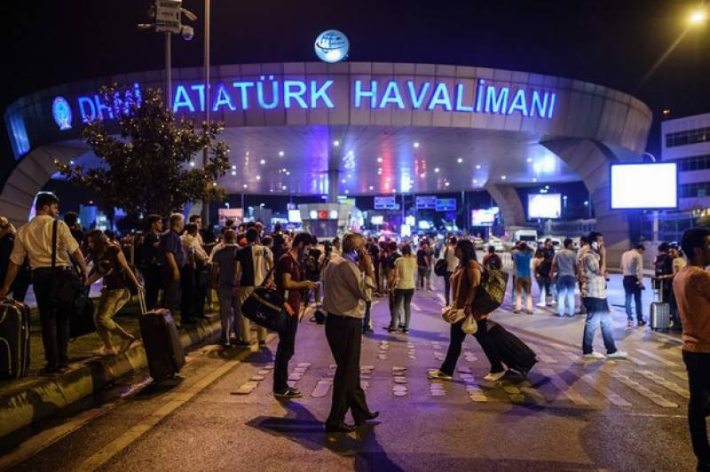 36 dead, over 140 wounded in multiple suicide blasts at Istanbul's Ataturk Airport