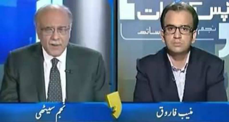 Did MQM Murder Amjad Sabri? Senior journalist Najam Sethi presents a new theory