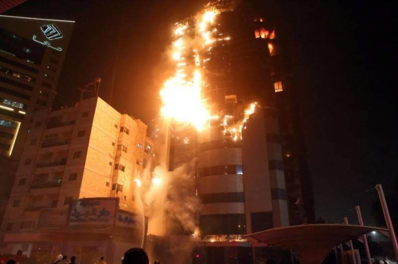 Nine Pakistanis die in Kuwait fire