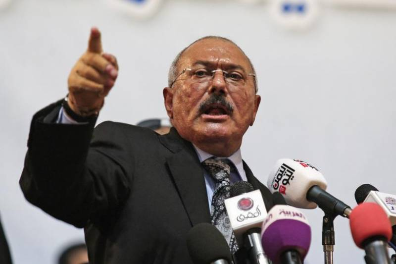 'Terrorism is the offspring of Al-Saud regime's Wahhabism' says the former Yemeni President