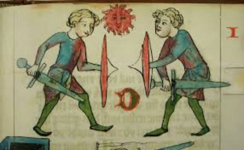 Trial By Combat: Did it really ever happen in history?