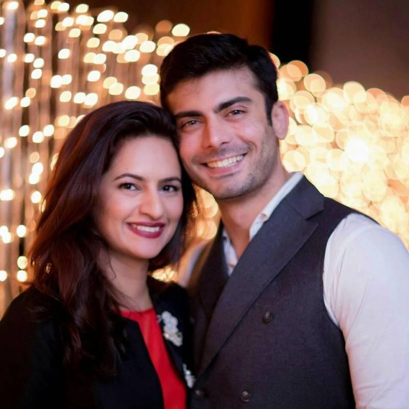 Fawad Khan and wife Sadaf bring new bundle of joy into the world