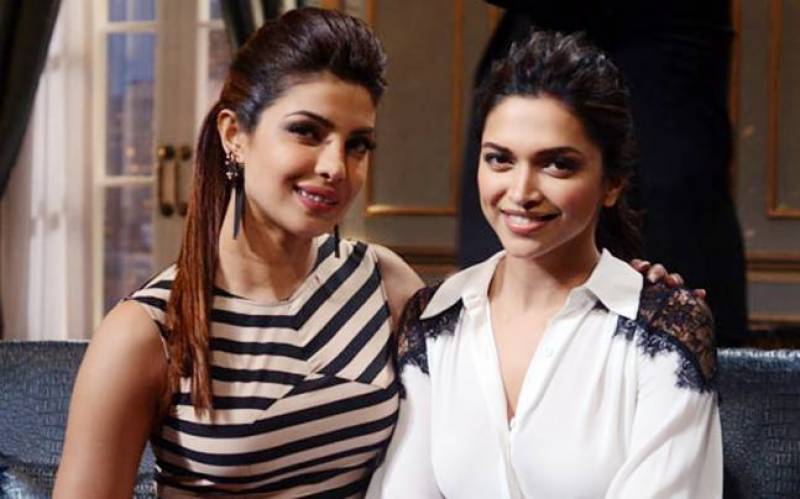 Did something go wrong between BFFs Deepika and Priyanka at the IIFA awards?