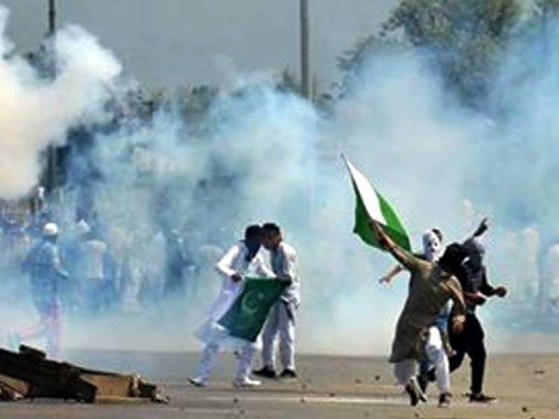 20 youth killed, 300 injured as violence hits Indian held Kashmir