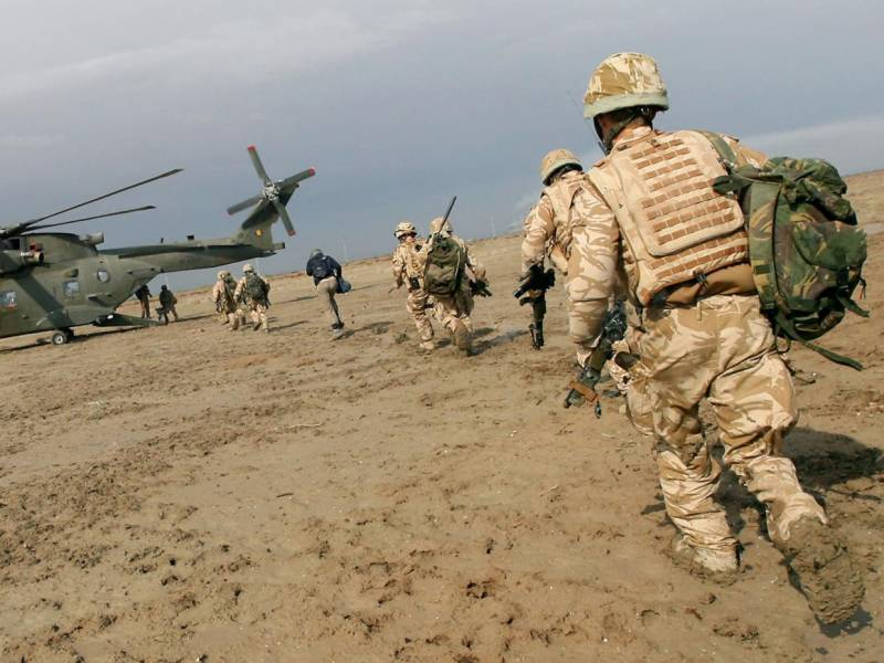 Britain to send another 50 troops to Afghanistan
