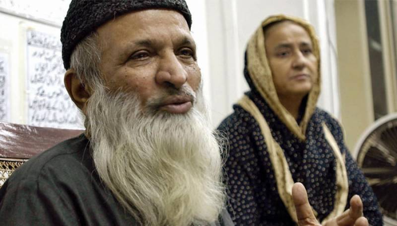 Edhi's unknown troubles with foreign law enforcement agencies, including Israeli security