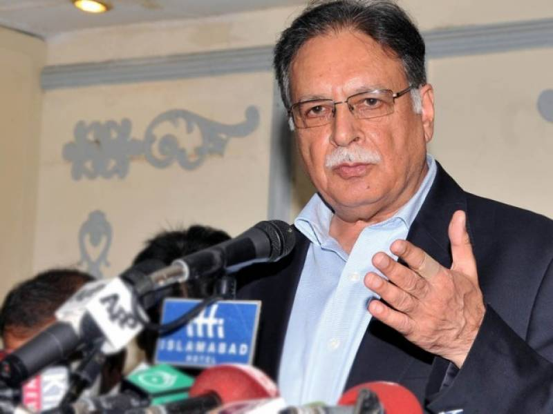 Pervez Rasheed says Kashmir elections impossible after alleged workers killed by PPP govt