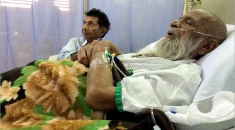 So much love for humanity: Edhi's touching last words for the rest of Pakistan