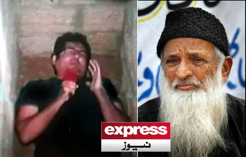 Why the tasteless report from Edhi's intended grave was allowed to air