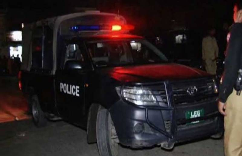 When the cops are involved: Police official arrested in New Karachi raid