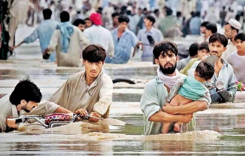 Floods, heavy rains cause devastation in KP