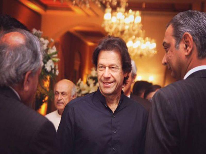 Imran Khan's third wedding: Secret video leaked