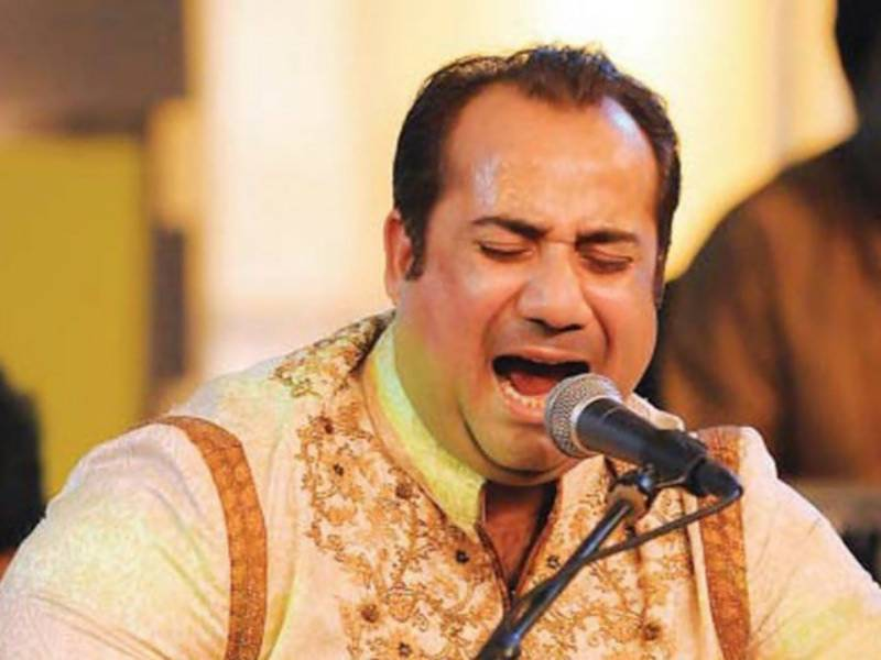 One of the world's oldest and best universities awards Rahat Fateh Ali