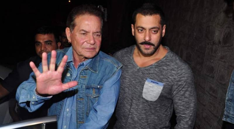 Salman Khan's father reacts to jokes about son's age