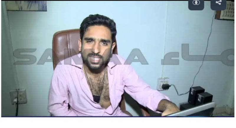 Edhi's grandson gets beaten by police