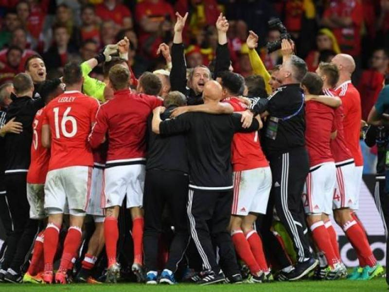 FIFA rankings: Wales jump 15 places to 11th, England down two