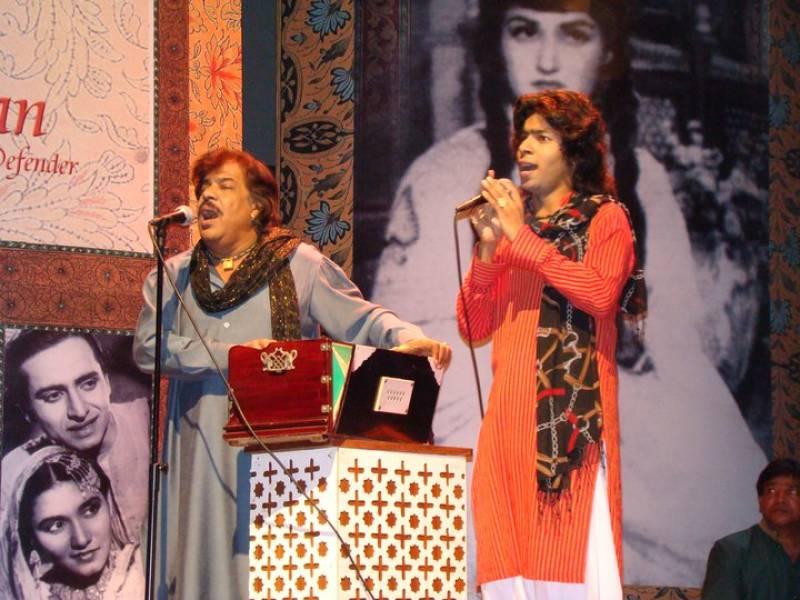 Folk singer Shaukat Ali suffers cardiac arrest