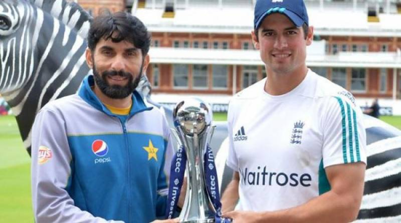 LIVE: Pakistan win toss, bat in first Test against England