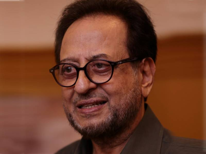 Renowned actor Nadeem celebrating 75th birthday today